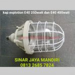 Kap Explosion Proof E40 250W – 400W