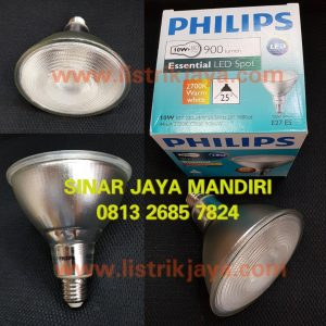 Lampu Par 38 Led Philips 10W 2700K