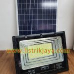 Lampu Sorot Solar Panel 1000W Two In One